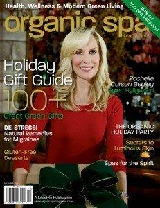 Organic Spa Magazine December 2012