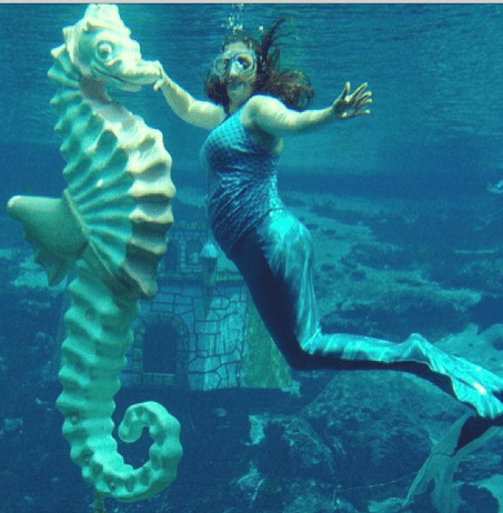 The Sea Horse Is Named Bubbles [Mermaids]   Virginia Sole-Smith